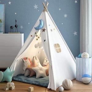 Wilwolfer-Teepee-Tent-for-Kids