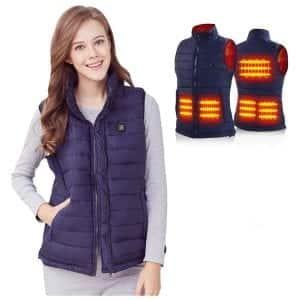HOOCUCO 5V Size-Adjustable Heated Vest