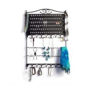 Mango Steam Wall-Mounted Jewelry Organizer