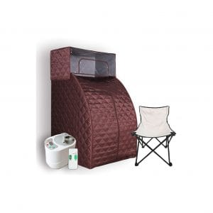 Smartmak Portable Remote Controlled Steam Tent