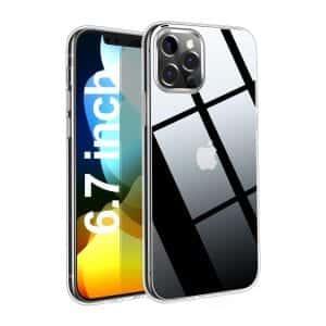 THREEBEES iPhone 12 Pro Max Case