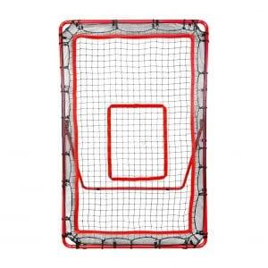 Hit Run Adjustable Rebounder Net