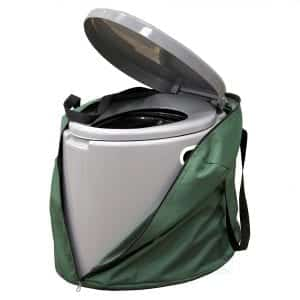 Playberg Basicwise Travel Toilet for Camping