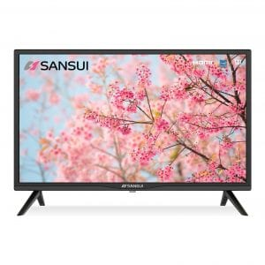 SANSUI High Resolution 24 Inch TV with Built-in HDMI