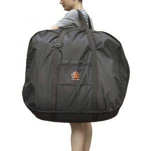 Thrlegbird-Black-Durable-Folding-Bicycle-Bag