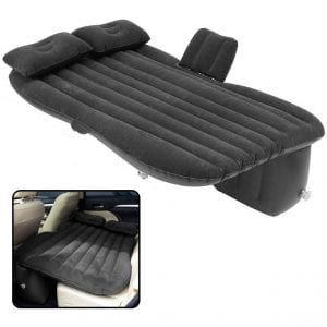 VaygWay Inflatable Car Air Bed with a Pump Kit
