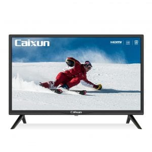 Caixun 720P 24-Inch TV Flat Screen Television