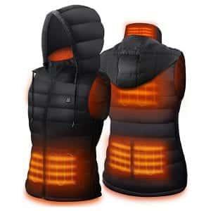 Dr. Prepare Unisex USB Heated Vest
