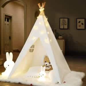 IREENUO-Teepee-Tent-for-Kids