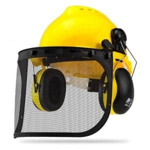 NEIKO 53880A Heavy-Duty Forestry Helmet - Adjustable Size