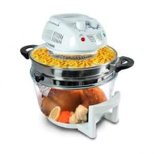NutriChef Halogen Infrared Oven Countertop Air Fryer