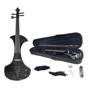 Odoca OVL-150E-BK Electric Violin