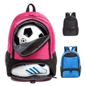 Tindecokin-Youth-Football-and-Volleyball-Soccer-Bag-Training-Package