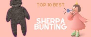 Best Sherpa Bunting