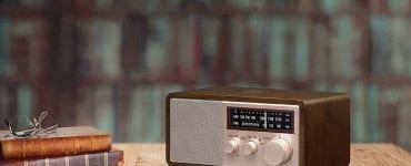 Portable-Radio-with-Bluetooth