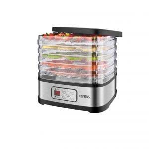 OSTBA Food Dehydrator Machine Temperature Control 240W