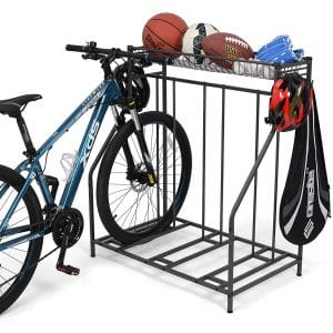 Sunix Bike Stand Rack- Adjustable Bike Slot