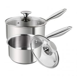 MICHELANGO Stainless Steel Sauce Pan