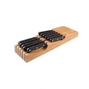 Bellemain In-Drawer 100% Pure Bamboo Knife Block