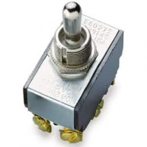 Heavy Duty Toggle Switches