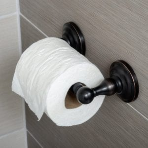 Amazonbasics Spring Toilet Paper Holder