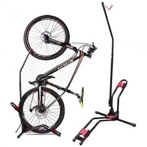 JAPUSOON Vertical Bike Stand for 20''-27'' Bikes