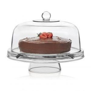 Libbey Selene 6-in-1 Cake Stand