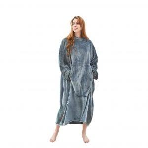 Fomoom Long Wearable Blanket