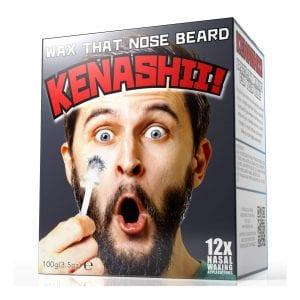 Kenashii 12 Applications Hair Removal Kit