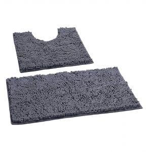 LuxUrux Bathroom Rugs – Anti-Slip Design