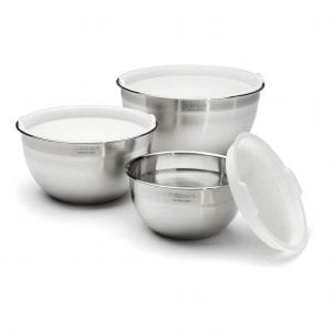 Cuisinart CTG-00-SMB Stainless-Steel Mixing Bowls