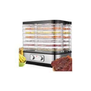 Elifine 7 Trays Food Dehydrator with Digital Temperature Control