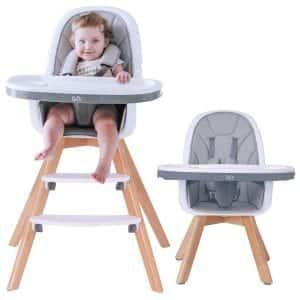 HAN-MM Wooden High Chair