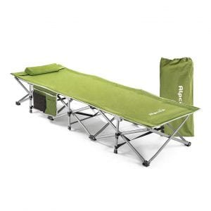 Alpcour Extra Strong Folding Camping Cot
