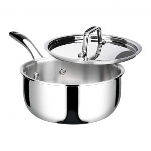 Duxtop Whole-Clad Stainless Steel Sauce Pan