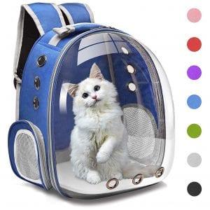 Henkelion Cat Backpack Carrier for Hiking
