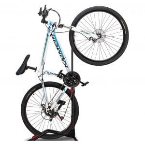ZUKVYE Space-Saving Bike Stand