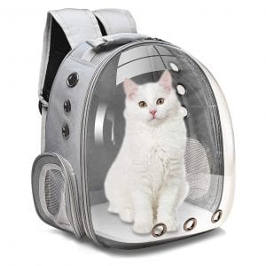 Moyeno Space Capsule Cat Backpack Carrier, Airline-Approved