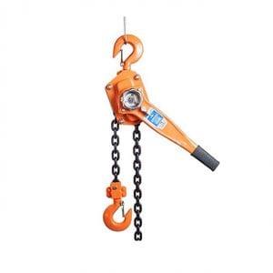 Lehom 3/4Ton Chain Hoist 20FT Lift Lever Chain Hoist