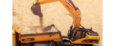 Remote-Control-Excavators
