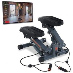 Men's Health Women's Health Bluetooth Cardio Mini Stair Stepper