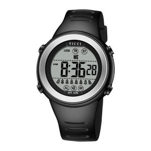 TICCI's Unisex Waterproof Watch