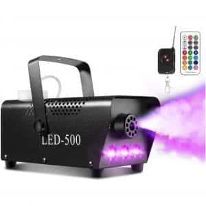 AGPTEK 500W 2000CFM Smoke Machine