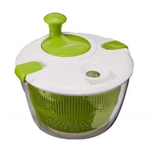 Cuisinart Green & White Salad Spinner