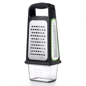 OXO Etched One size Steel Box Grater