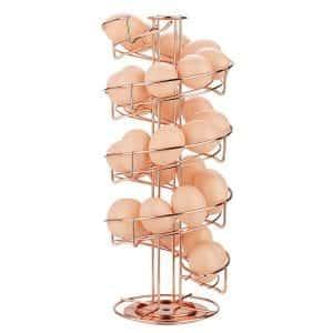 Toplife Spiral Design Egg Skelter