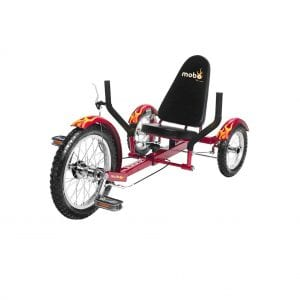 Mobo Triton Pedal Go Kart 3 Wheels Bike