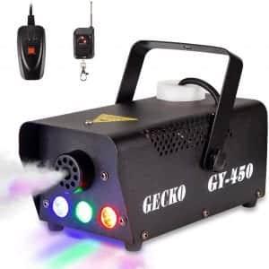 GECKO Hood Portable Smoke Machine