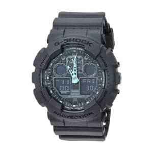 Casio Men's GA-100C-8ACR Digital Watch