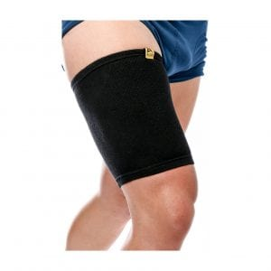 AGON Thigh Compression Sleeve Brace Support Compression Recovery Thigh